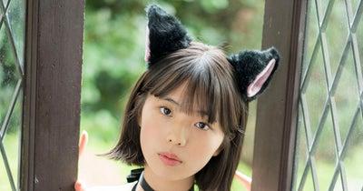 菊地姫奈・ミスマガ2020コスプレ対決03【有料分】
