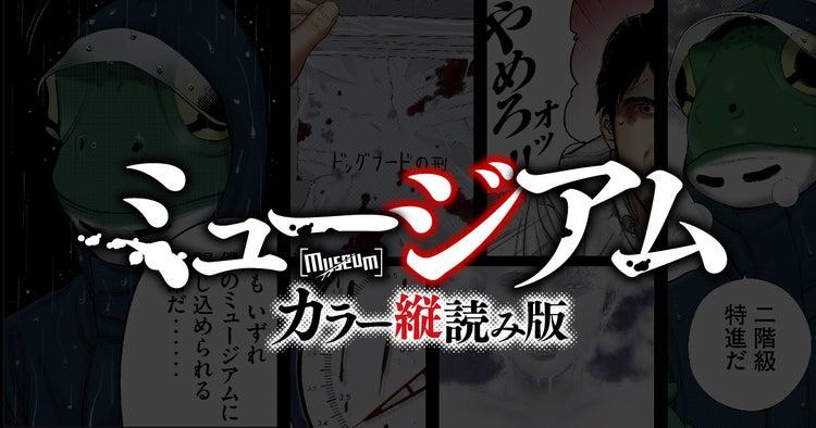 ミュージアム【カラー縦読み版】