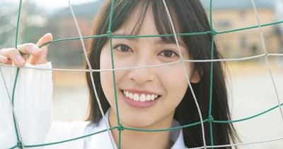 大槻りこinスクールガール 青山裕企が撮るミスマガ2020 05【無料分】