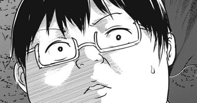第4話 爆乳メガネの災難