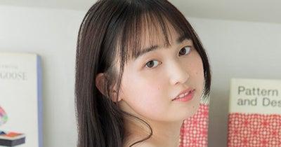 ミスマガジン2021 ヤンマガweb限定グラビア<Part1>坂上未優【無料分】